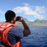 Coast Guard Reopens All Hawai'i Ports, Urges Caution