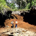 Chemical Analyses Shed Light on Possible Origins of Island Ash Deposits