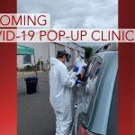 Ali'i Health to Host COVID-19 Pop-Up Clinics Every Saturday