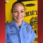 Female Firsts in Hawai'i Fire Department