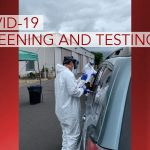 Weekend District Testing for COVID-19: April 10, 2021