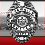 Couple Arrested for Credit Card Fraud in N. Kohala