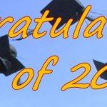 Salute to the Graduates 2020