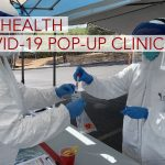 COVID-19 Popup Clinics Ongoing as Economy Slowly Reopens
