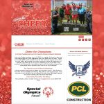 Special Olympics Cheer for Champions Event Moves Online