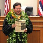 Kubota Sworn in as Third Circuit Court Judge