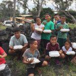 Boys & Girls Club Big Island Delivers Hot Meals Amid COVID-19 Crisis