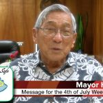 Mayor Encourages Continued Safety Efforts Against COVID-19 as July 4 Approaches