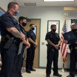HPD Officers Recognized for Life-Saving Action Taken During November Fatal Crash