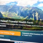 Interisland Travel And Health Form Now Available Online