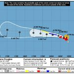 Douglas Passing Maui, as Tropical Storm Warning Canceled on Big Island