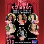 American Cancer Society to Host Comedy Fundraiser