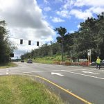 Newly Installed Signals at Volcano Rd., Kipimana St. to Operate in Flashing Mode