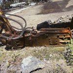 Hydraulic Hammer Stolen Off Kona Construction Site
