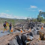 Volcano Watch: Crack Team of Geologists Measure the Koa'e Fault System