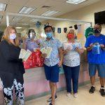 Realtor Organization Donates PPE to Big Island Schools