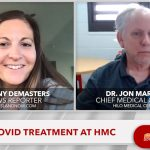 HMC's Early COVID Treatment Program Shows Promise