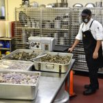 Community College Culinary Arts Students Help Feed Community Amid Pandemic