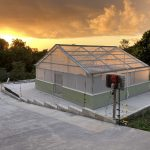 HTFG Completes Plant Containment Greenhouse in South Kona