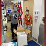 KCH Receives COVID-19 Vaccine Shipments