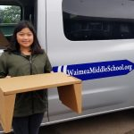 Waimea Community Bands Together to Buy KeikiDesks for WMS Students