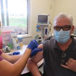 Healthcare Workers at North Hawai'i Community Hospital Receive Vaccine