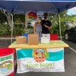 Big Island Newcomers, Food Trucks Raise Funds For Food Basket