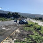 2 People Arrested After Single-Car Crash on Queen Ka'ahumanu Highway