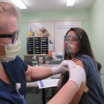 N. Hawai'i Community Hospital Offers COVID Vaccine to Various Healthcare Workers