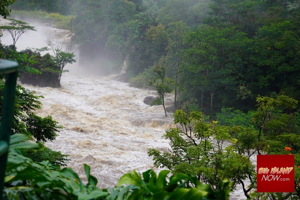 Big Island Under Flash Flood Watch Through Monday