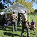 State, Hawaiian Sovereignty Activists Square Off at Wailoa State Park