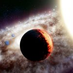Rocky Planet Discovered Orbiting Ancient Star