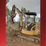 Police Seek Public's Help Finding Stolen Excavator