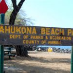 Mahukona Beach Park Closed Due to High Surf
