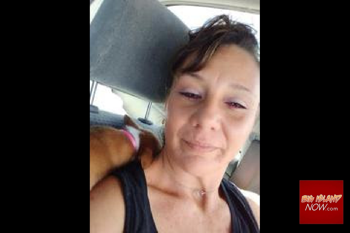 Puna Woman Reported Missing