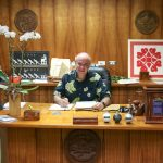 Big Island Mayor Back to Work After Surviving Heart Attack