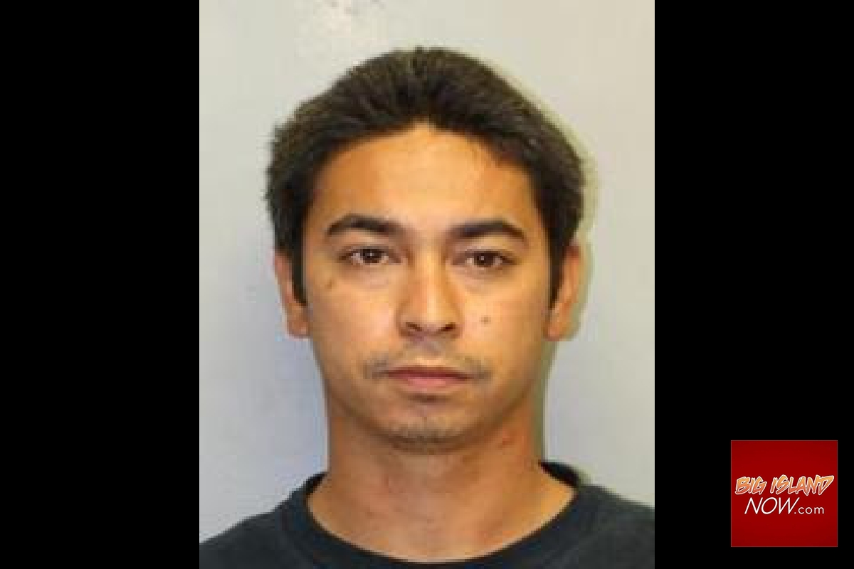 Police Charge Big Island Man With Abuse
