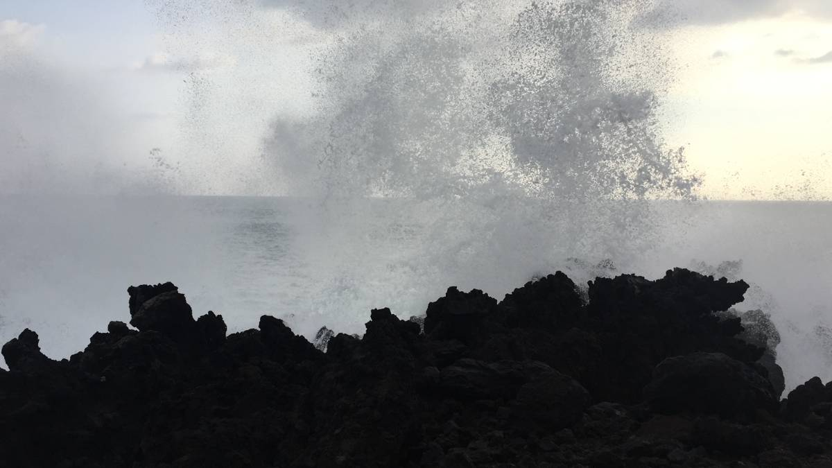 Hawaii County Surf Forecast for March 12, 2021