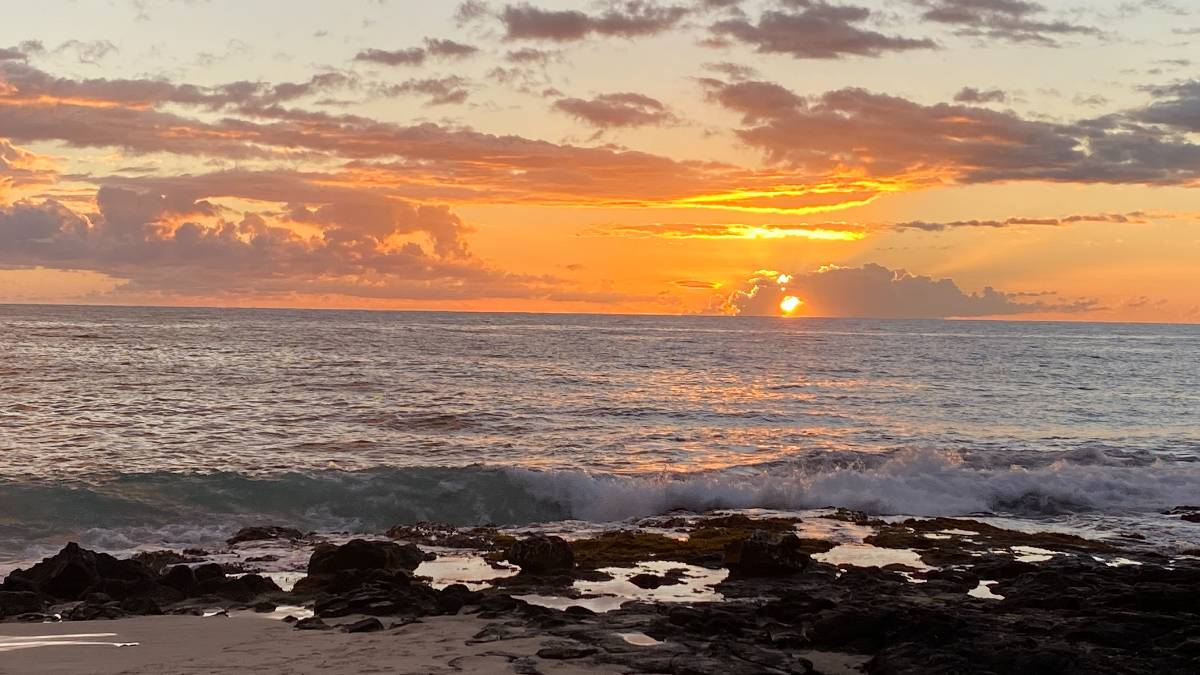 Hawaii County Weather Forecast for February 25, 2021