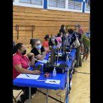 Mass COVID-19 Vaccination Clinics Underway on Big Island