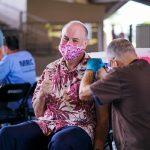 Mayor Roth Receives Single-Shot COVID Vaccine