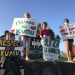 Parents Petition for Removal of Principal at Kona's Hawaiian Immersion School
