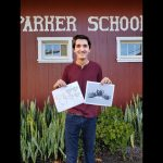 Parker School Student Among Artists Selected to International Art and Design Digital Exhibit