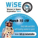 Women in Space Exploration Talk Series Free to Public Next Week