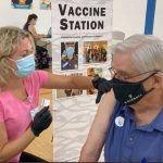 Mass COVID Vaccination Clinics Continue Weekly, Walk-Ins Accepted on Fridays