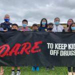 Big Island Students Complete DARE Program