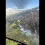 Hāmākua Brush Fire Scorches 1,400 Acres
