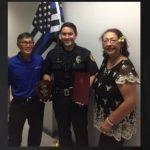 Kona Crime Prevention Committee Honors New Officer