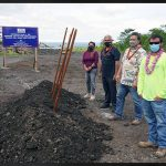 DHHL Breaks Ground on New Panaʻewa Subsistence Agricultural Lots