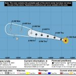 Hurricane Linda Weakens as it Moves Toward Hawai´i